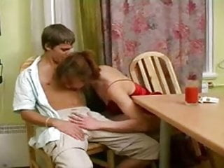 Mature babe boy porn Mature has sex with boy by wf