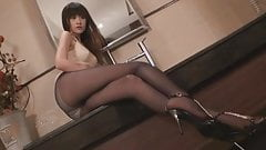 Asian Glamour - Beautiful young girls in sexy clothes v4