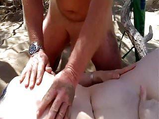 Lesbian commuinity maspalomas - In the dunes at maspalomas
