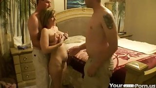Slut Shared, Fucking with Anal and Creampie