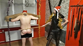 Santa's Punishment