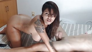 german girl cock sucking in perfection