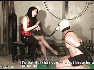 Masochistic picture slut Mldo-152 devoted masochist slave scream training trip