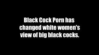 Black Cock Porn has changed us