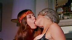 Delicato Lesbian Scene