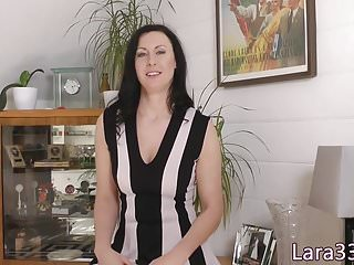 Uk matures video Uk mature jizzed on asshole after doggystyled