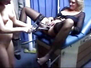 Lesbian porn speculum Mature slut and a giant speculum