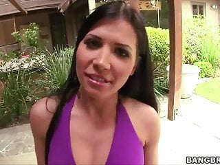 Rebeca linares wet pussy ass finger Rebeca linares screams on monster cock
