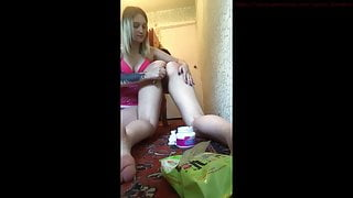 Russian slavegirls 3