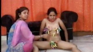 Indian Lezdom  1