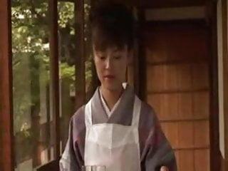 Asian kimono art - Japanese kimono bbw sushi
