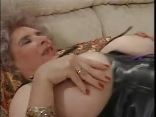 Sexy old grandman - Huge boobs sexy old mature