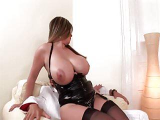 Constance ramos in a bikini - Big natural titted milf constance devil getting slammed