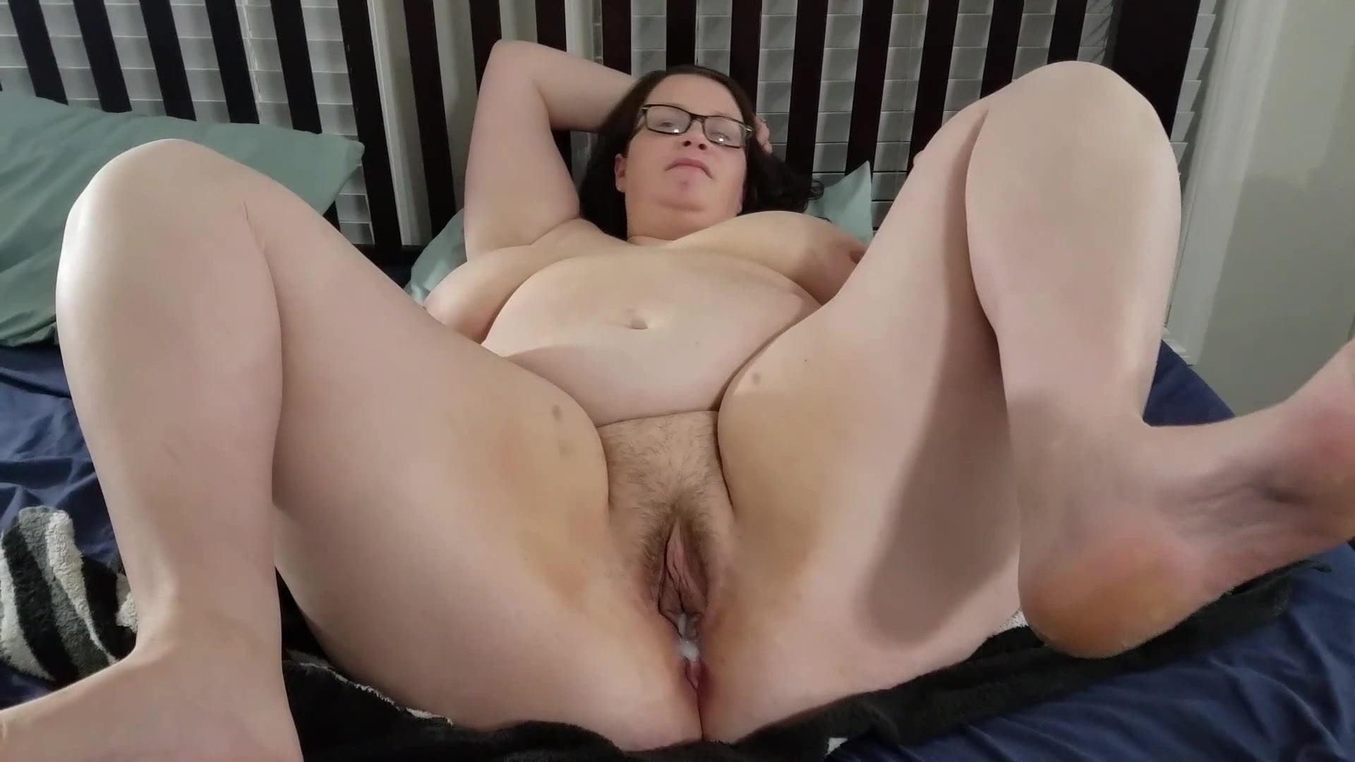 tits creampie big Bbw