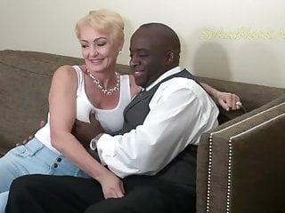 Guy fucks black mistress Blonde nympho fucks black man hard. classic