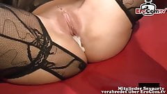 Hot Gangbang With Teen Lady