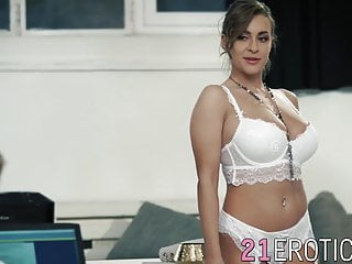 Adult add management Busty babe seduces hung office manager with hot lingerie