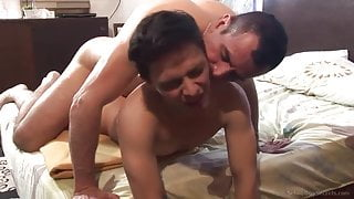 Dad's favorite thing to do when home alone with step son