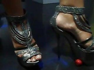 Foot fetish high heels pics Foot fetish, stilettos, platform shoes, high heels 41