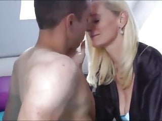 Mature milf young boy - Mature milf first sex for last five years with young boy