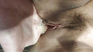 Pussy squirting