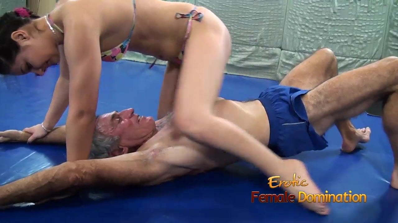 Muscle Old Man Fuck Teen