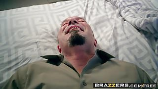 Brazzers - Real Wife Stories -  While My Husband Was passed