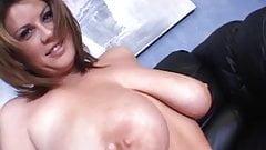 Mature BBW MILF Lisa Sparxxx sucking and fucking