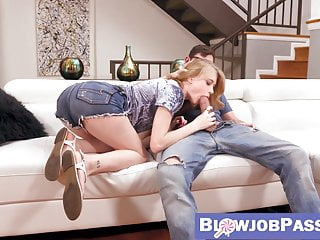 Laura hay naked Hannah hays proved she is a grown girl with a nice blowjob