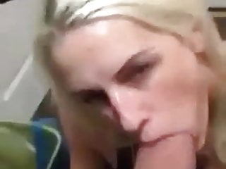 Blow job cum deep throat Blow job from the boss