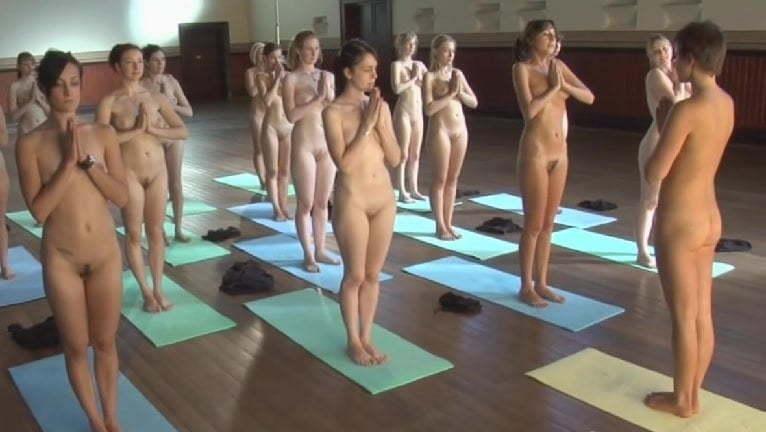 Yoga teen nude Dear Prudence: