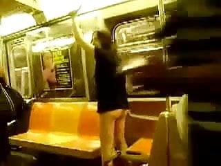 Free porn pull panties down Girl pull panties down in subway.