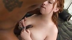 Redhead with nice tits