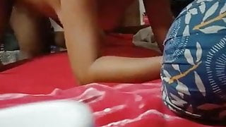 Jiju shali sex doggy style