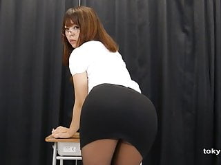 Asian nylon fetish Japanese pantyhose nylon fetish