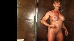 Emery Miller In The Shower