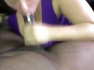 Amateur bdsm wives Slurping big mouthfuls of cum - loving wives