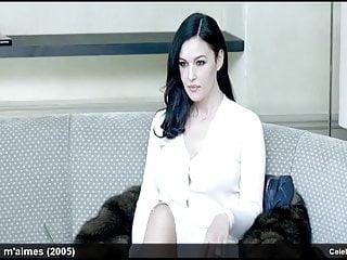 Monica staggs nude - Monica bellucci nude and rough sex video