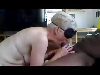 Granny likes fucking Granny likes fucks with young black