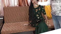 Eid special- Priya hard anal fuck by Shohar in clear audio