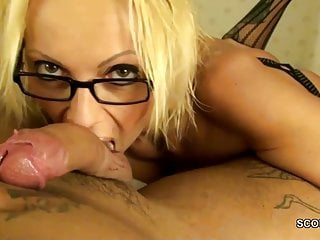 Amateur milf anal fuck videos German milf anal fuck and creampie and pov after party