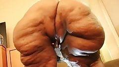 erotic Big fat ass Ssbbw  nude milf