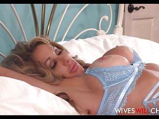 Free farrah fawcett nude Milf step mom farrah dahl has sex with stepson dad watches