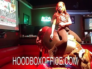 Sexy black atl girls Watch henny red and these atl hoes ride the iron bull part 3