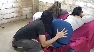 Iranian bbw with a big ass – last video