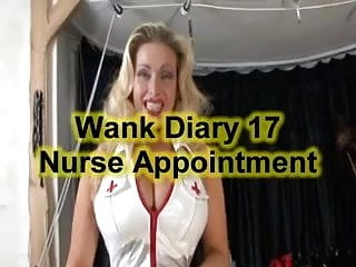 Milf diary of Wank diary 16 -nurse appointment