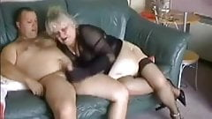 Obese Granny is a Good Fuck