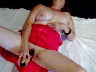 Hairy pamala - My wife pamala with dildo