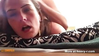 Rough Doggystyle Orgasm
