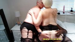 Mature BBC Threesome - Teaser